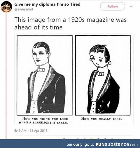 They were making memes in 1920