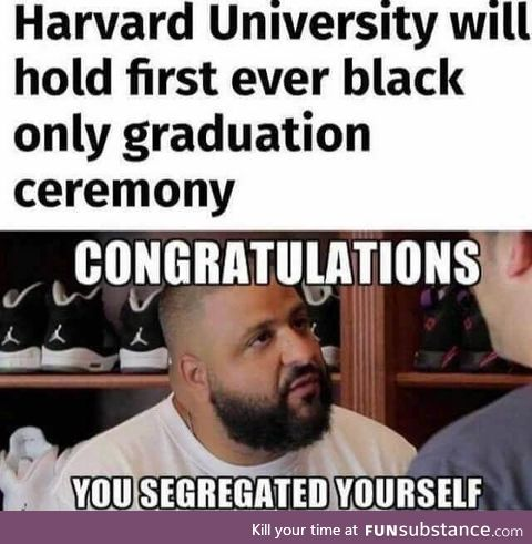 Congratulations! But why?