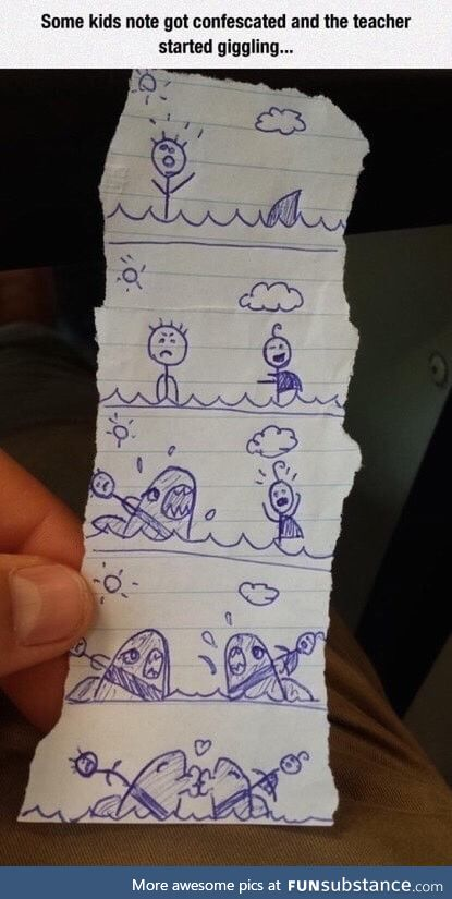 Adorable sketches