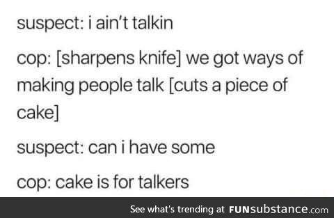 Chocolate or vanilla, discuss