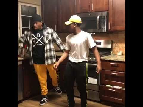 Dancing to the Wii Theme Song