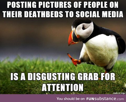 Maybe this is truly an unpopular opinion