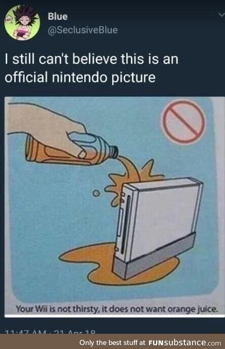 Official Nintendo picture