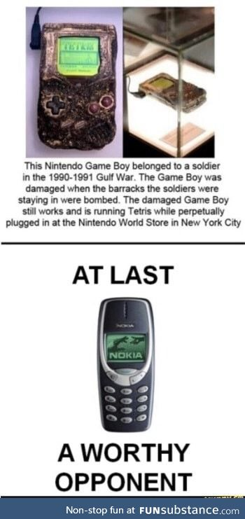 Strong gameboy
