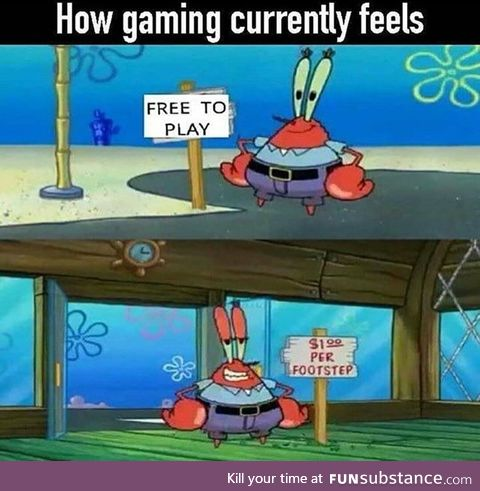 Gaming these days