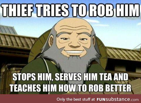 Good guy Iroh