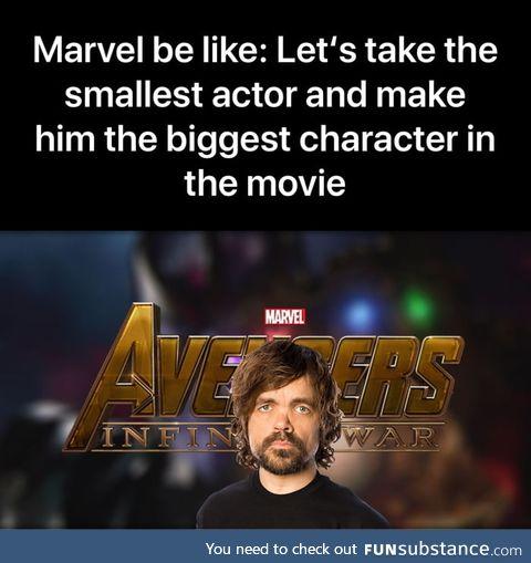 Infinity dwarf