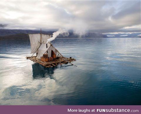 """""""Houseboat"""""""