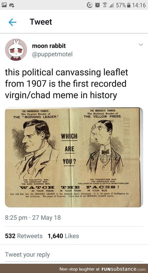 Old meme