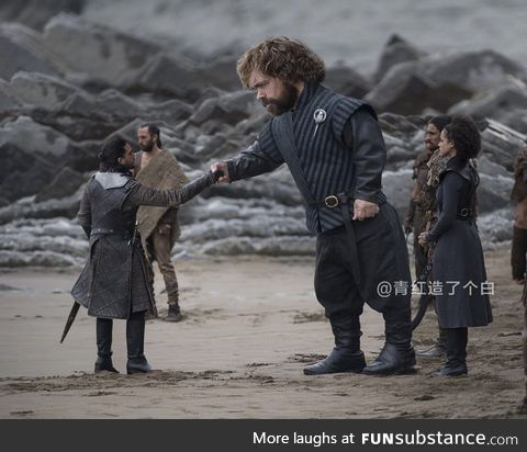 Did you know GoT uses special effects to make Dinklage look smaller?