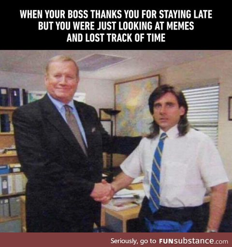 How I became the assistant to the regional manager