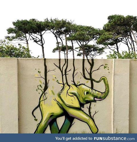 South african street art