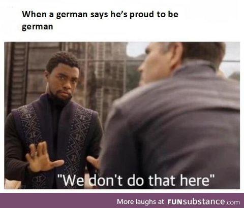 German intensifies