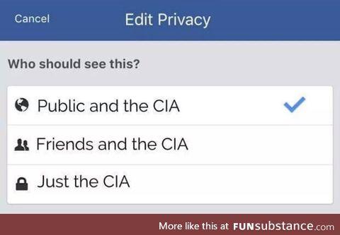 If Facebook were honest