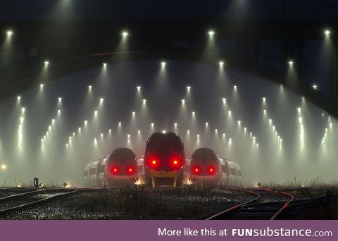 Thomas the death engine