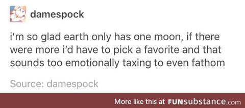 Many moon problems