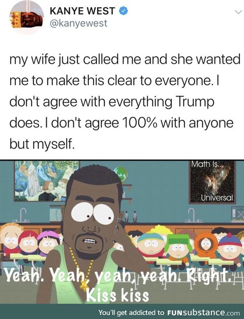 South park always knows