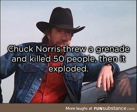 It wasn't the explosion that killed