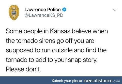 Listen to the police