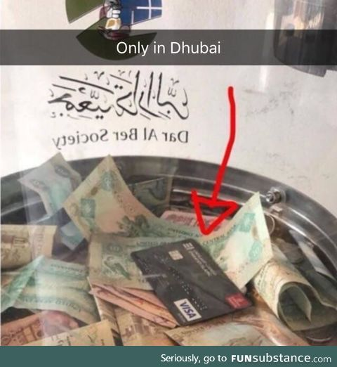 Specifically a Dubai thing