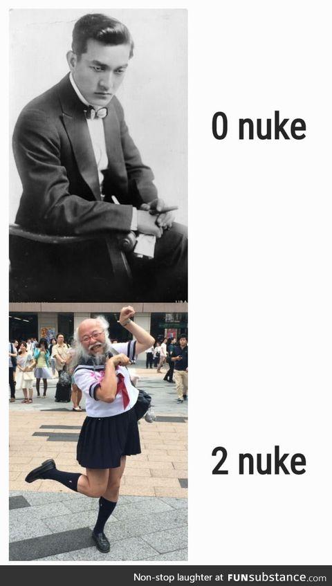 Never nuke