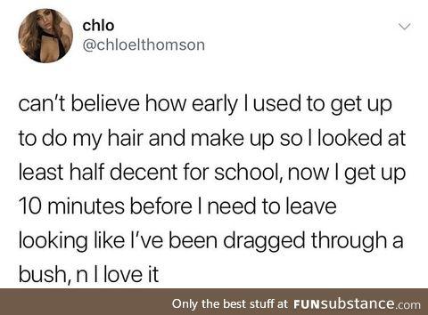 I no longer give a f*ck