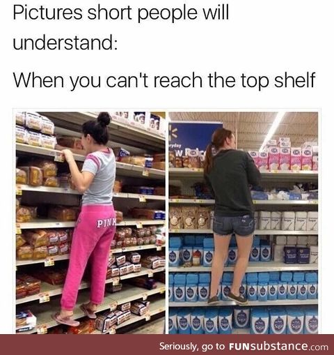 I feel like such a badass when I don't need help