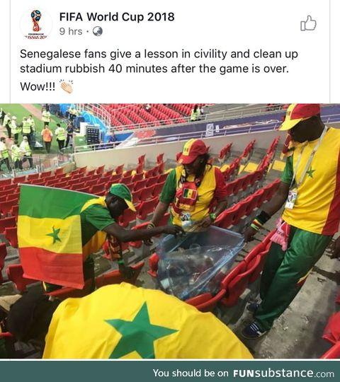 We don't deserve Senegal