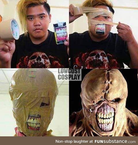 Nemesis cosplay