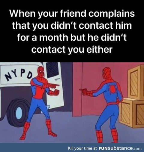 Friendship is difficult sometimes