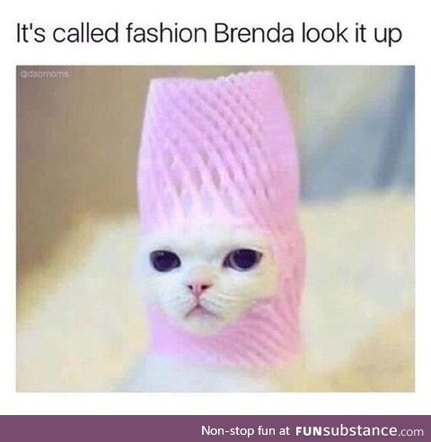 Come on brenda