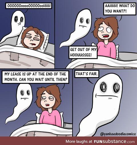A millennial horror story