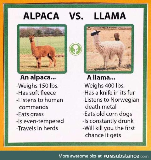 Knowing the difference could save your life
