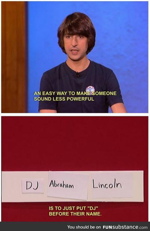 DJ putin