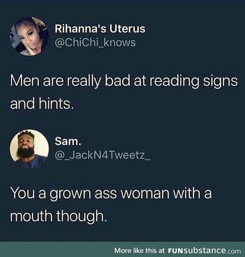 I bet she's single!
