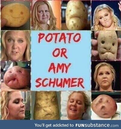 Where's Amy Schumer?