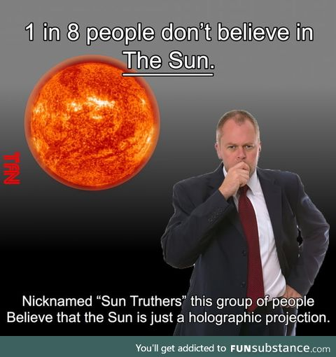 Oh god no! They are even WORSE than flat Earthers