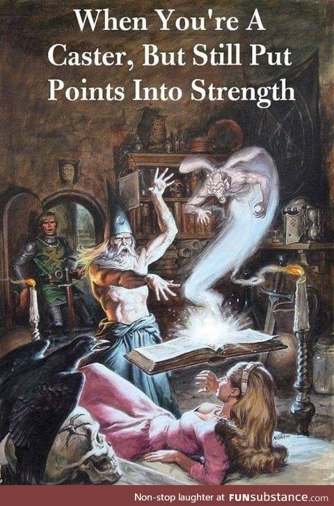 Strong wizard