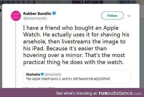 The best use of Apple Watch