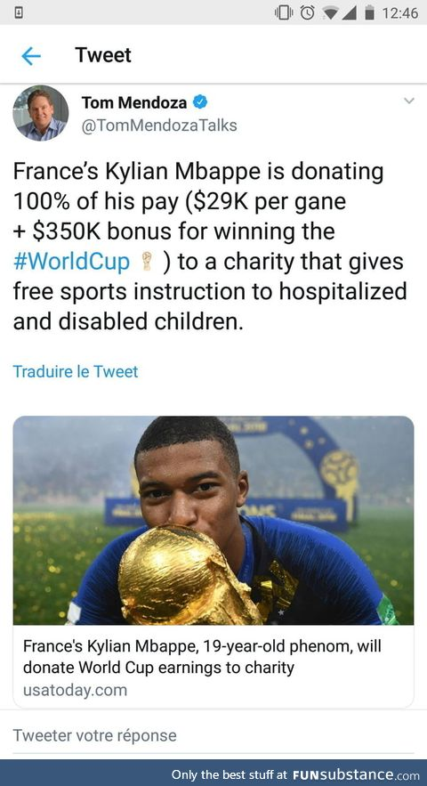 Kylian Mbappe At his best !