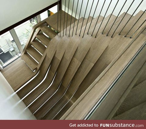 This flight of stairs