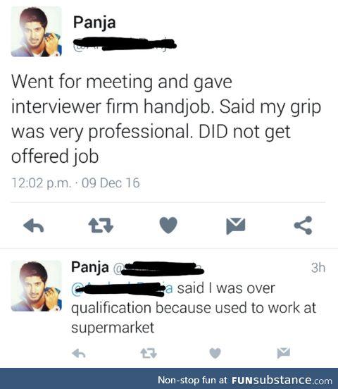 Employers are wacky