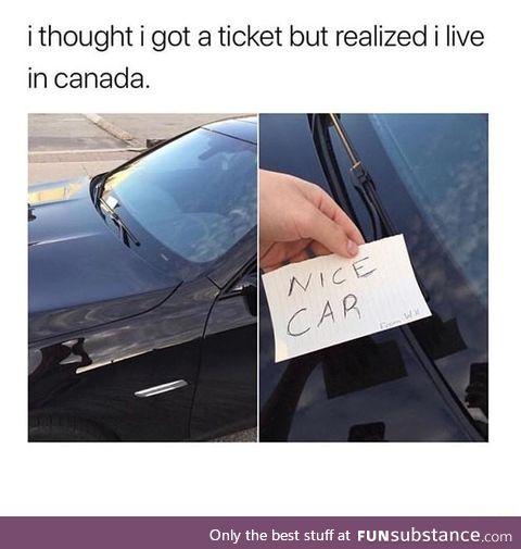 Tickets in Canada