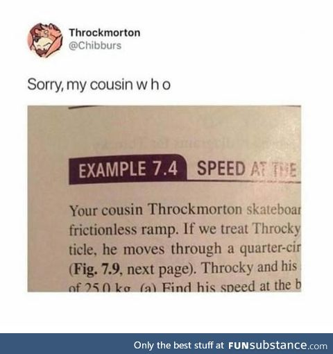 T h r o c k y