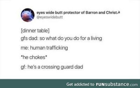 Human trafficker