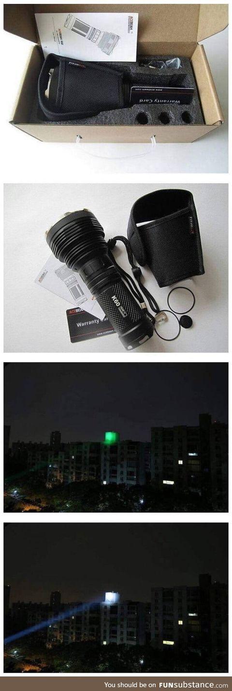 $200 Flashlight