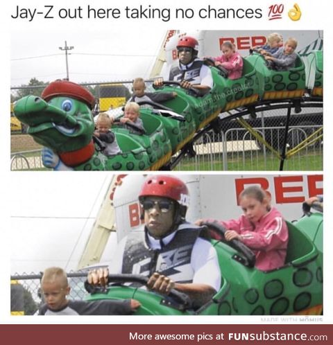 Jay-Z is ready to be a dad