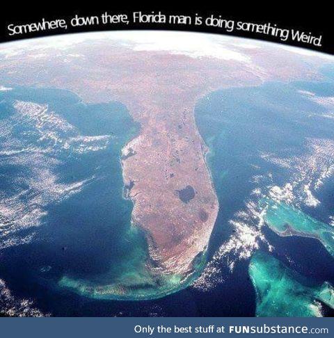 Remember the Florida man