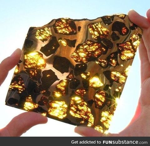 Meteorite that fell in China