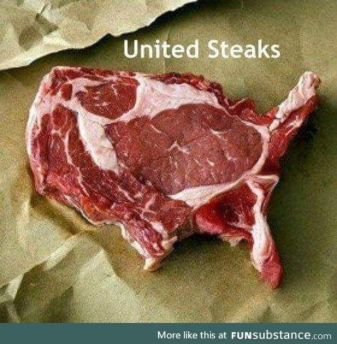 I am from United Steaks